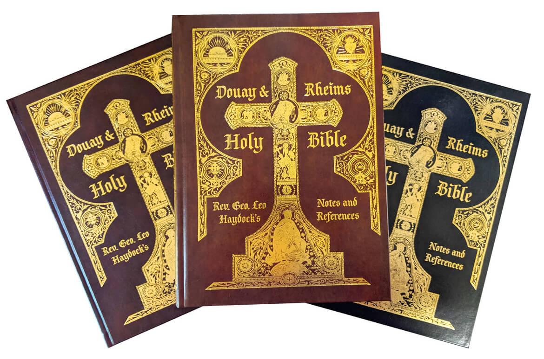 Chú Giải Kinh Thánh Công Giáo - Goerge Leo Haydock